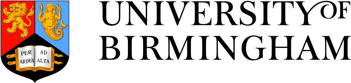 University Birmingham Logo
