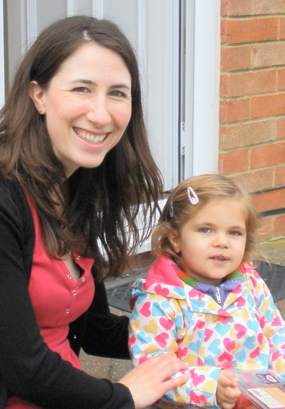Emily 4 After Operation 2 Aged 2