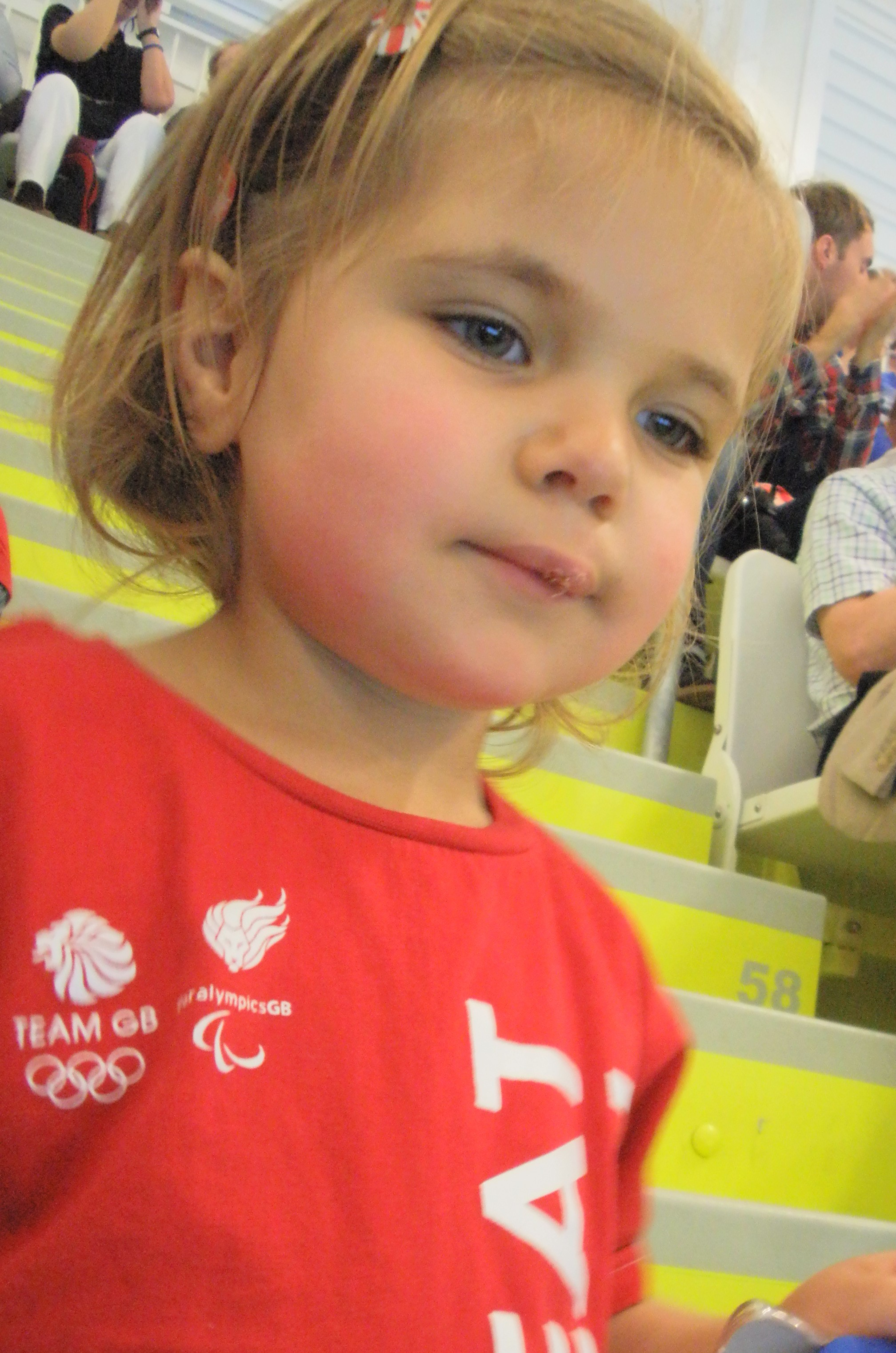 Emily 5 After Operation 2 Aged 2